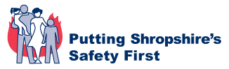 Putting Shropshire's safefy first logo